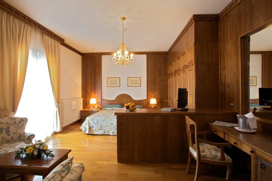 Suite Savoia Palace Hotel Madonna di Campiglio