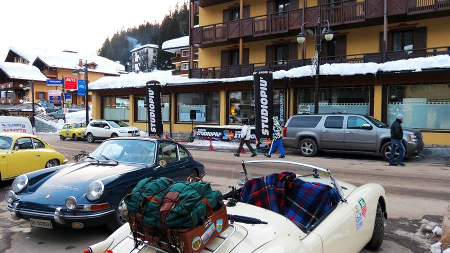 winter marathon Hotel a Madonna di Campiglio