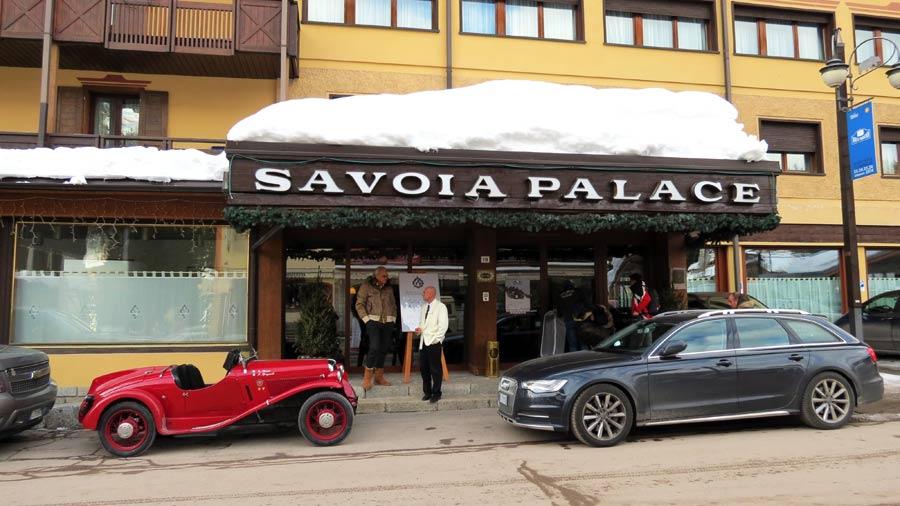 winter marathon Savoia Palace Madonna di Campiglio
