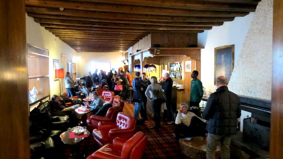 Bar Hotel Savoia Palace