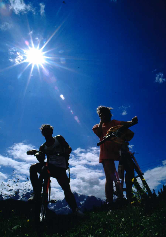 Bikers Madonna di Campiglio