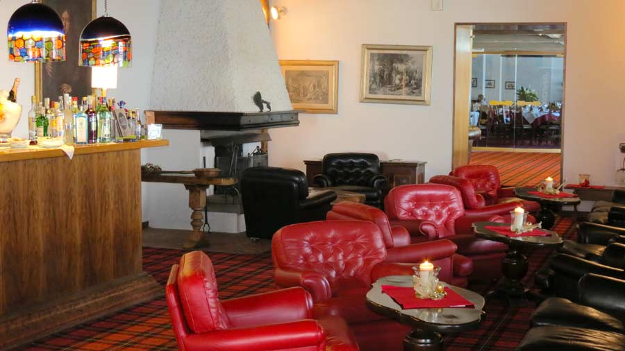 Savoia Palace bar
