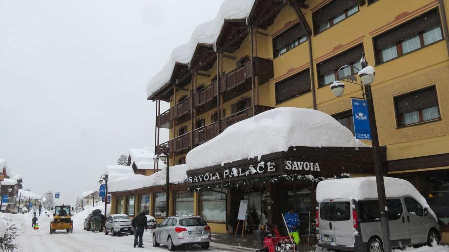 albergo 4 stelle Madonna di Campiglio Trentino
