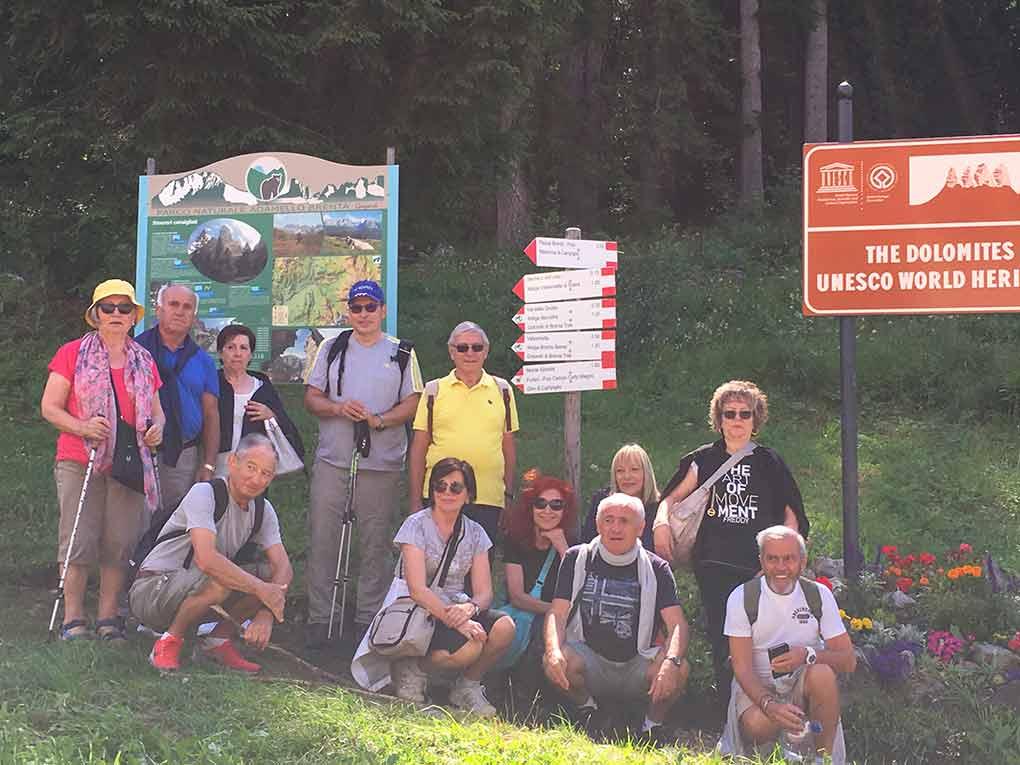 Escursione di Gruppo