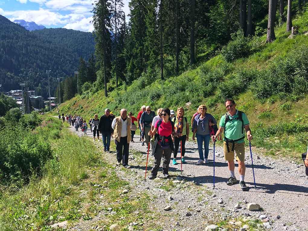 Gita con Guide Alpine